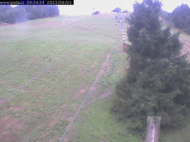 Webcam - Webkamera Fajtův Kopec - Velké Meziříčí