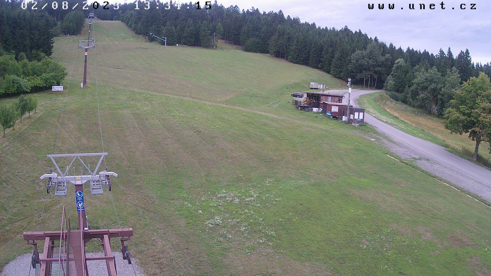 Webcam Harusův kopec I