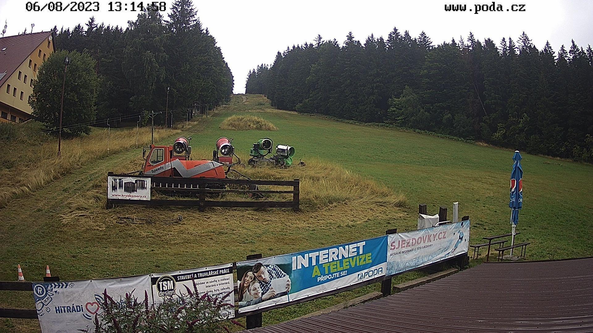 Webkamera Svratka