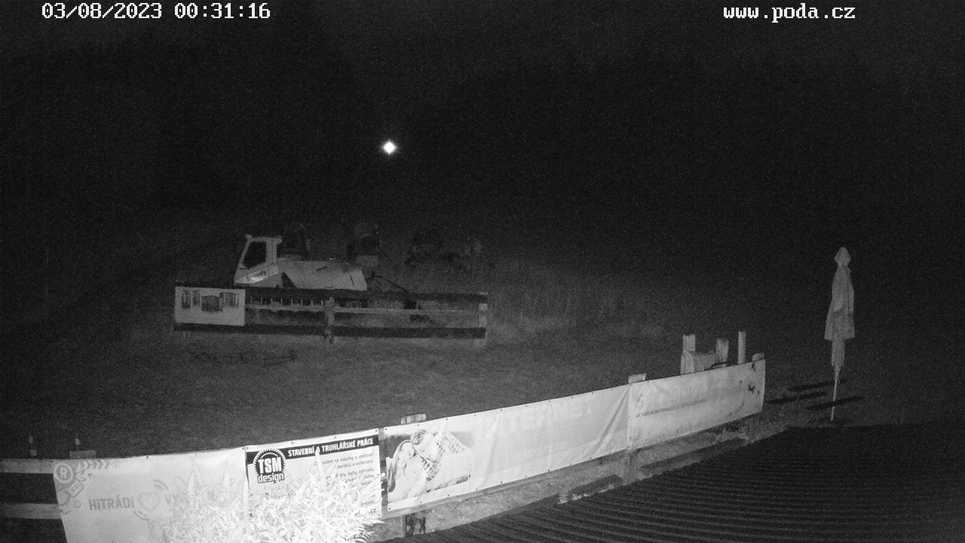 Webová kamera na lyžařském svahu SKI Svratka
